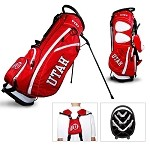 Utah Utes Fairway Golf Stand Bag