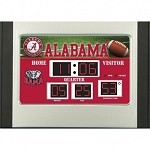 Alabama Crimson Tide Scoreboard Alarm Clock