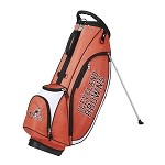Cleveland Browns Wilson NFL Golf Stand Bag