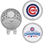 Chicago Cubs World Series Hat Clip Ball Markers