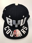 Brigham Young University ( BYU ) Zephyr Fitted Baseball Cap 7 1/4