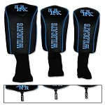 Kentucky Wildcats Mesh Golf Head Covers - Set of 3