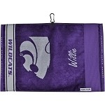 Kansas State Woven Golf Towel From Team Effort