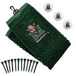Marshall Thundering Herd Embroidered Golf Gift Set