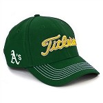Oakland Athletics Titleist Stretch fit cap