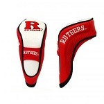 Rutgers Scarlet Knights Hybrid Golf Head Cover