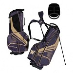 Washington Huskies Logo Gridiron II College Golf Stand Bag-