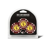 USC Trojans 3 Pack Poker Chip