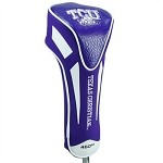 Texas Christian Horned Frogs Apex Golf Driver Head Cover