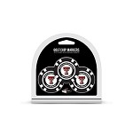 Texas Tech Red Raiders 3 Pack Poker Chip