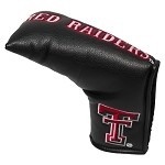 Texas Tech Red Raiders Vintage Blade Putter Cover