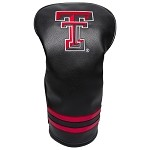Texas Tech Red Raiders Vintage Driver Head Cover