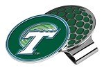 Tulane Green Wave Golf Hat Clip