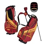 USC Trojans Gridiron Golf Bag By Team Effort