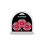 Utah Utes 3 Pack Poker Chip
