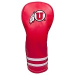 Utah Utes Vintage Fairway Head Cover