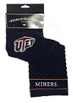 Texas El Paso (UTEP) Miners Embroidered Golf Towel