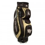 Wake Forest TE Bucket I Cooler Cart Bag