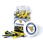 West Virginia Mountaineers 175 Tee Jar