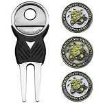 Wichita State Shockers Golf Divot Tool Set