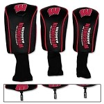 Wisconsin Set of 3 Mesh Head Covers