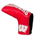 Wisconsin Badgers Vintage Blade Putter Cover