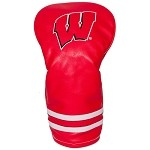 Wisconsin Badgers Vintage Driver Head Cover