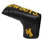 Wyoming Cowboys Vintage Blade Putter Cover