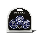 Xavier Musketeers 3 Pack Poker Chip