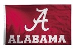 Alabama Crimson Tide 3 x 5 Nylon Flag