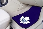 Toronto Maple Leafs NHL Two Piece Car Mat
