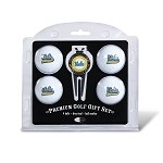 UCLA Bruins 4 Ball Divot Tool Golf Gift Set