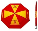 USC Trojans Team Golf Umbrella