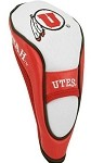 Utah Utes Hybrid Golf Head Cover