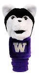 Washington Huskies Mascot Golf Headcover