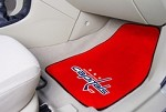 Washington Capitals NHL Two Piece Car Mat