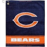 Chicago Bears Jacquard Towel