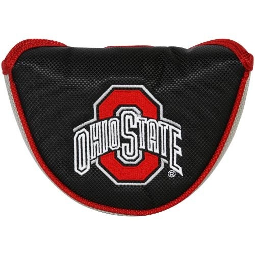 Ohio State Buckeyes Mallet Putter Cover