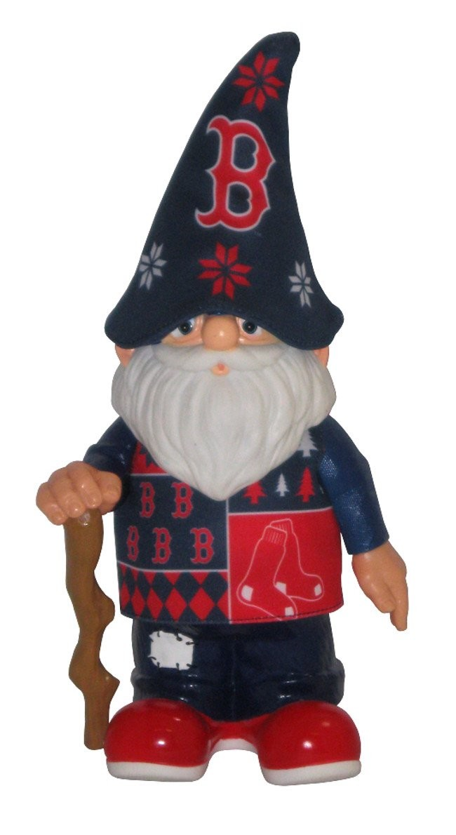 Boston Red Sox Real Ugly Sweater Gnome